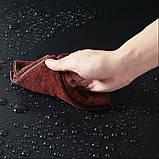 Фотофон, фон для фото предметной съемки Deep PVC Черный 120×200 см ПВХ (Матовый), фото 4