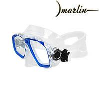 Маска для дітей Marlin Junior Blue