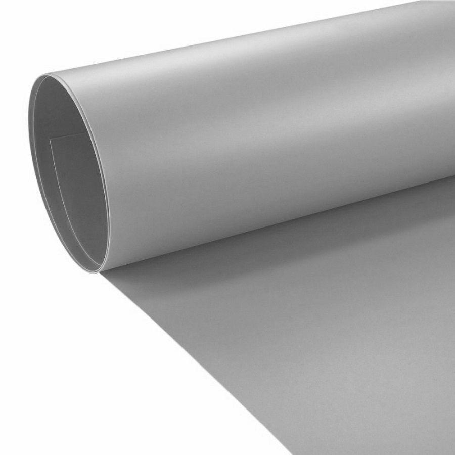 Фотофон, фон для фото предметной съемки  Серый 120×200 см ПВХ (Матовый)