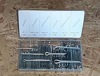 Набор шплинтов 144шт. Ф1,8 Ф5,16 DIN RIDER