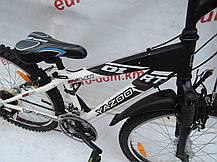 Горный велосипед Yazoo 24 колеса 21 скорость, фото 3