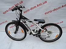 Горный велосипед Yazoo 24 колеса 21 скорость, фото 2