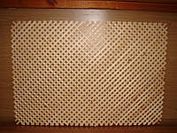 Решетка мебельная (деревянная).