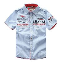 Стильная рубашка  на мальчика, Autothentic