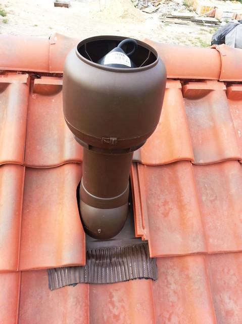 Вентиляция ДОМА, КОТТЕДЖА, ТАУН - ХАУСА. ГИБРИДНЫЕ вентиляторы для вентиляции дома