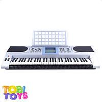 Профессиональный детский синтезатор TM Toys MK-920
