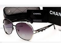 Женские брендовые очки от солнца 6108 (black), фото 1