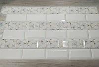 Стінні декоративні панелі Пвх для кухні.офісу.ванни.плитка Тоскана 485*960мм-1шт