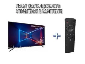 "ТЕЛЕВИЗОР SHARP 32"" Smart-TV FullHD T2 USB Гарантия 1 ГОД!+ Пульт Дистанционного управления"