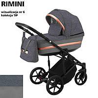 Дитяча універсальна коляска 2 в 1 Adamex Rimini Tip RI-6