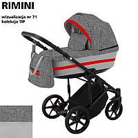 Дитяча універсальна коляска 2 в 1 Adamex Rimini Tip RI-71