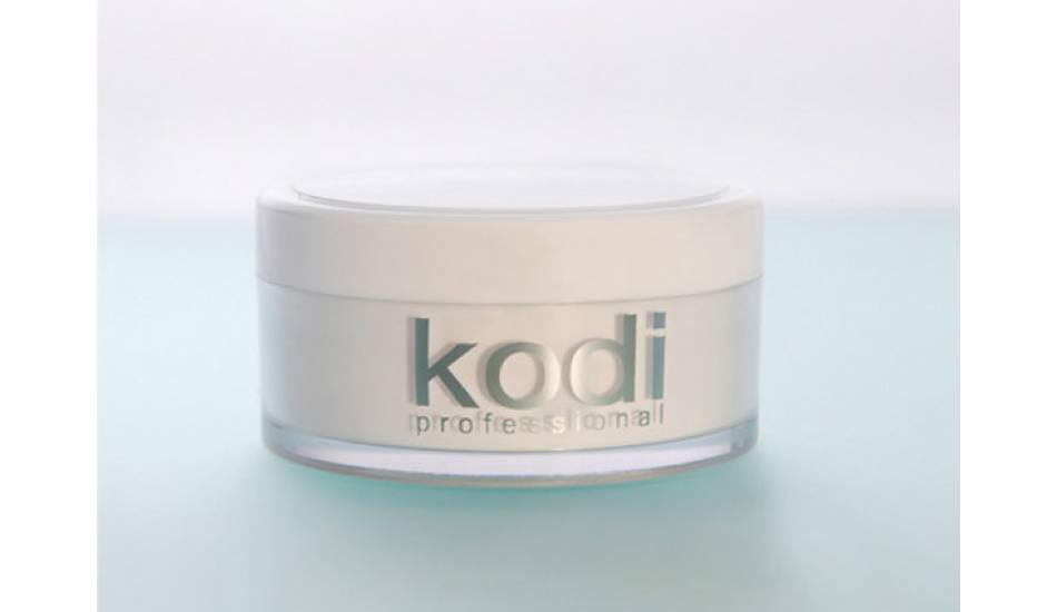 Kodi Professional Perfect White Powder (белый, базовый акрил), 22гр.
