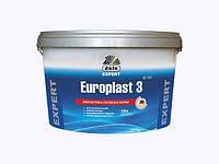 Europlast 3 (Европласт 3) Износостойкая латексная краска 10 л.