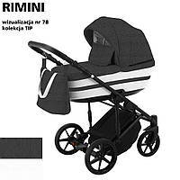Дитяча універсальна коляска 2 в 1 Adamex Rimini Tip RI-78