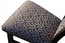Стілець обідній Катрін горіх темний Їдемо 4-7 (Мікс-Меблі ТМ), фото 2