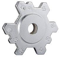Матрица для инструмента hx-120 6-120 кв.мм, Аско [a0170020024]