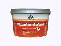 Siloxanfassadenfarbe (Силоксанфасаденфарбе) DE416 Силоксановая фасадная краска 10 л.