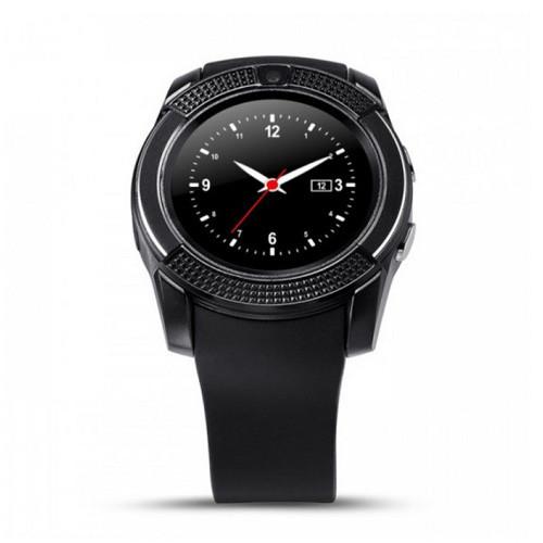 Smart годинник V8 + камера, black