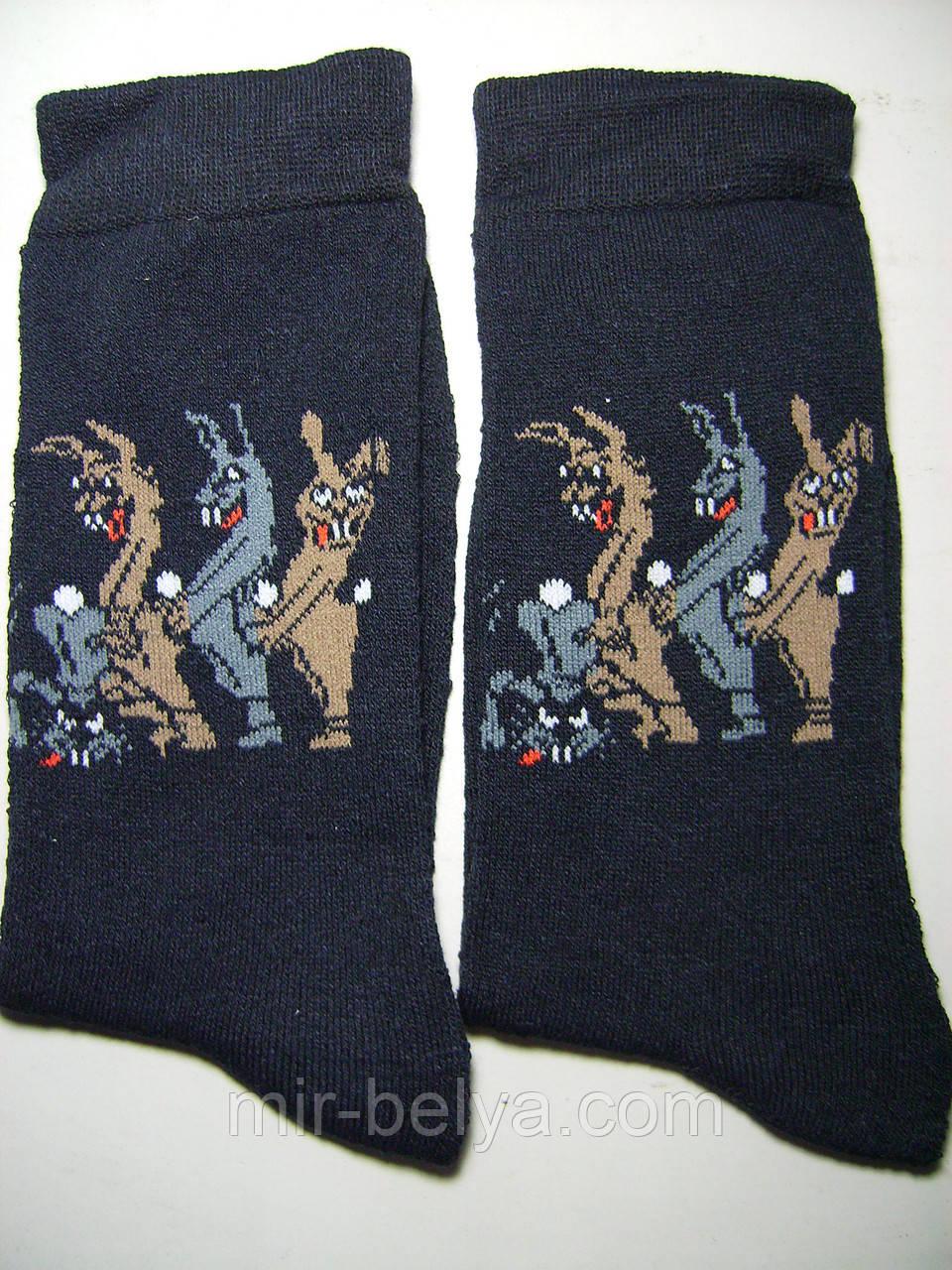 5e7a63788e228 Мужские новогодние носки с приколом теплые , цена 60 грн., купить ...
