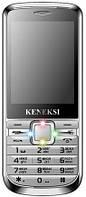Мобильный телефон Keneksi S2 Silver