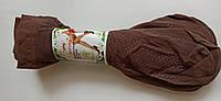 Шкарпетки жіночі,тормозки,беж/черн. 40дэн