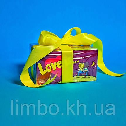 Жвачки  Love Is... «Вишня — лимон», фото 2