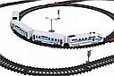 Детская железная дорога Power Train World BSQ 2186 - длина дороги 900 см, фото 3