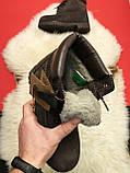 Чоловічі / жіночі зимові черевики Timberland Brown Fure Premium коричневі чоловічі черевики тімберленд зимові, фото 3