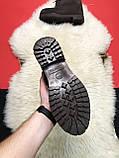 Чоловічі / жіночі зимові черевики Timberland Brown Fure Premium коричневі чоловічі черевики тімберленд зимові, фото 8