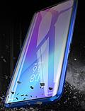 Магнитный металлический чехол FULL GLASS 360° для Huawei P40 Lite /, фото 7