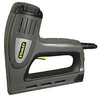 "Степлер Stanley электрический для скоб типа ""G"" (6, 8, 10, 12, 14 мм) и шпилек типа ""J"" (12 - 15 мм)"