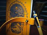 Кожаный блокнот Властелин Колец,  в подарочной упаковке. +бонус, фото 6