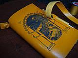 Кожаный блокнот Властелин Колец,  в подарочной упаковке. +бонус, фото 3