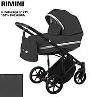 Дитяча універсальна коляска 2 в 1 Adamex Rimini Eco RI-211