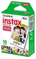 Фотопапір для камери Fujifilm Instax Mini Color film 10 sheets