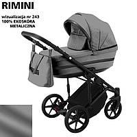 Дитяча універсальна коляска 2 в 1 Adamex Rimini Eco RI-243