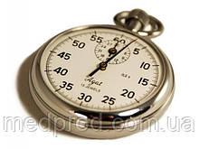Секундомер 2-х кнопочный механический СОПпр-2а-3-000 Агат (с хранения)
