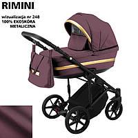 Дитяча універсальна коляска 2 в 1 Adamex Rimini Eco RI-248
