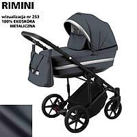 Дитяча універсальна коляска 2 в 1 Adamex Rimini Eco RI-253