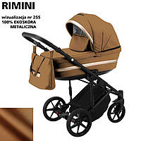 Дитяча універсальна коляска 2 в 1 Adamex Rimini Eco RI-255