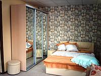 Кровать двухспальная ЛАУРА (любые размеры и дизайн), фото 1
