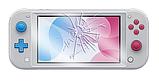 Закаленное стекло bumblebee для Nintendo Switch Lite / Есть чехлы, фото 6