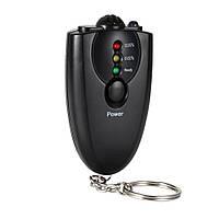 Брелок мини алкотестер для водителей Drive Safety, бесконтактный алкотестер без мундштука   алкометр