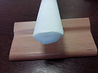 Багет потолочный белый 2 метра R26 20х20мм пенополистироловый, фото 1