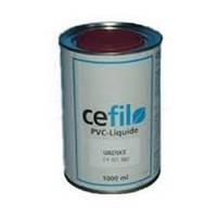 Жидкий ПВХ (темно-голубой) для герметизации швов