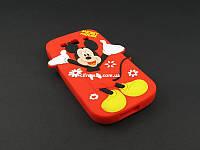 Чехол Disney для Samsung Galaxy S3 I9300i красный