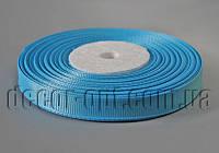 Лента репсовая оттенок небесно-голубой 0,9 см 25 ярд 20