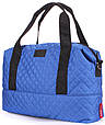 Женская сумка POOLPARTY Swag swag-brightblue синяя, фото 2