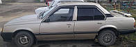 Дефлекторы окон Opel Ascona C Sd 1981-1988 | Ветровики Опель Аскона