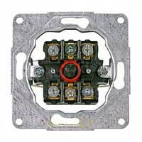 Механизм выключателя поворотного 2-полюсного для жалюзи 10А / 230В hager.polo
